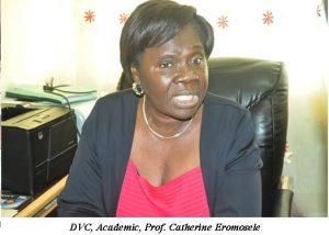 Professor Catherine Eromosele