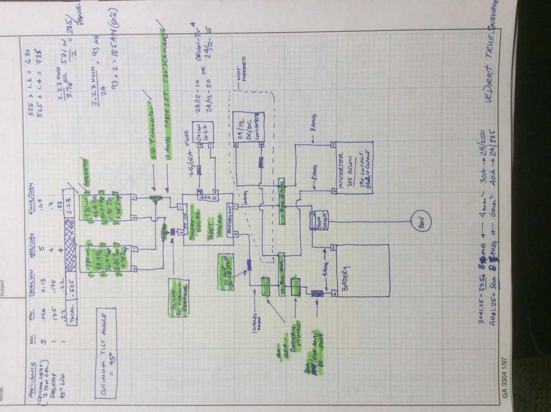 medium resolution of schematic wiring and setup