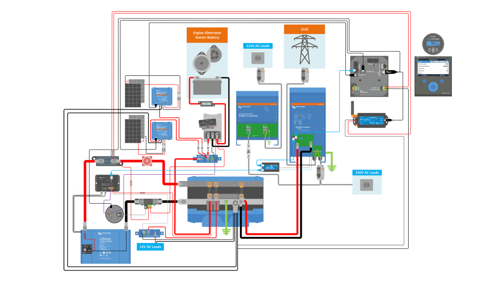 medium resolution of van full wiring diagram png