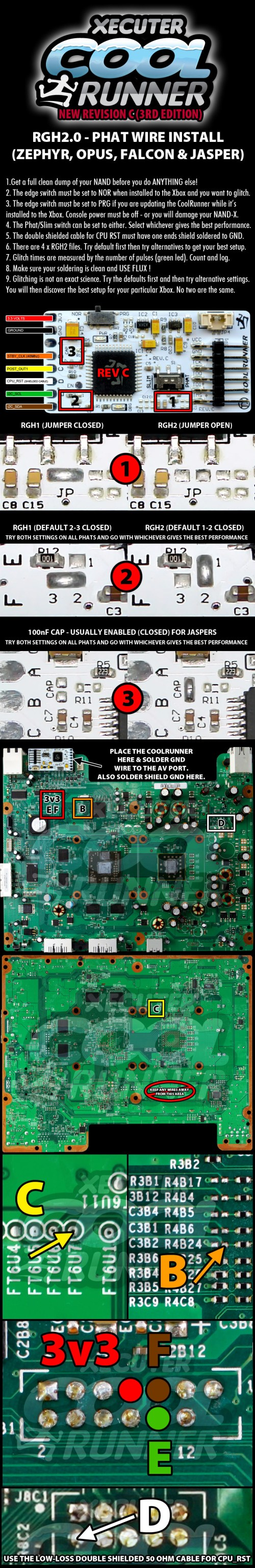 small resolution of  controller wiring diagram how to rgh any phat hdmi xbox 360 xbox gaming wemod community fat xbox