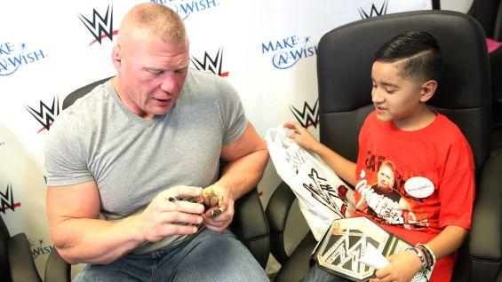 Circle Of Champions Brock Lesnar Meets Juan Photos WWE Community
