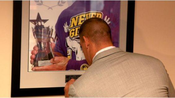 Make A Wish Foundation Honors WWE And John Cena In Phoenix WWE Community