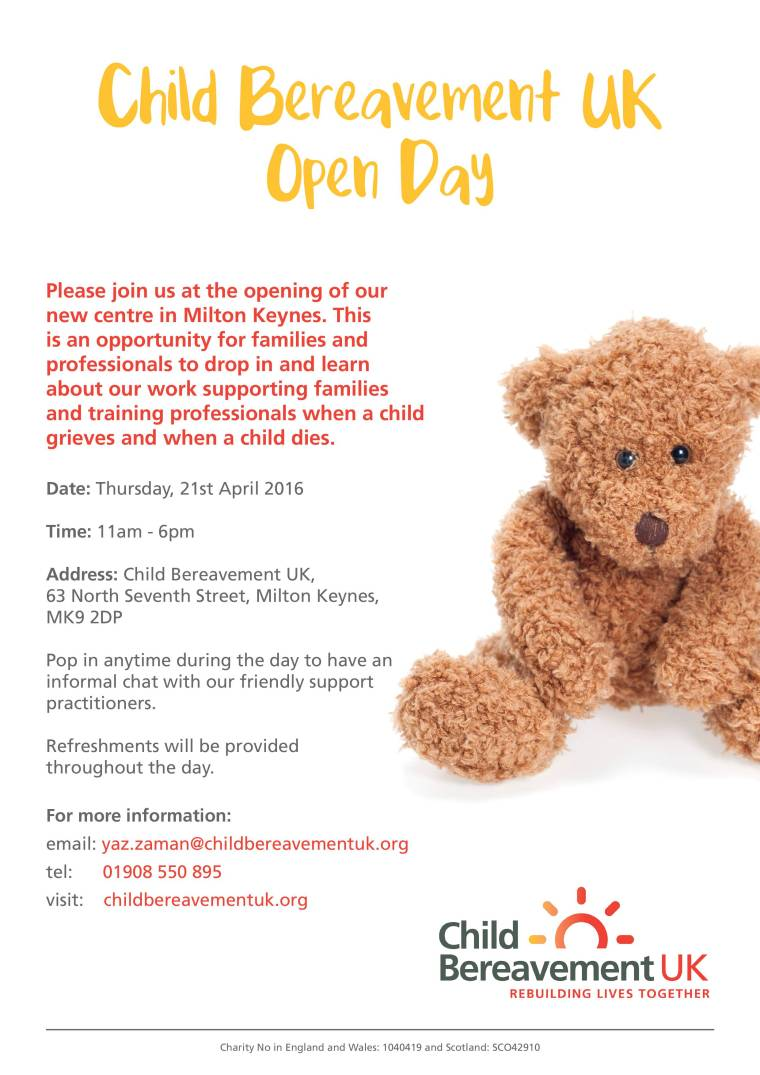 CBUK - Milton Keynes open day 2016