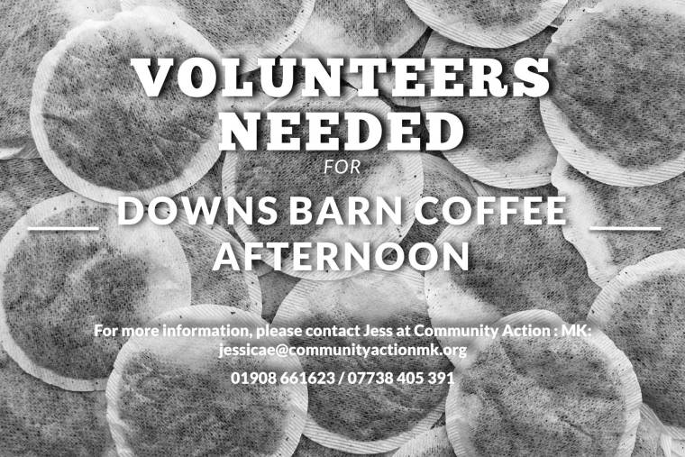 Downs Barn Coffee Afternoon Volunteer Poster (2)-1