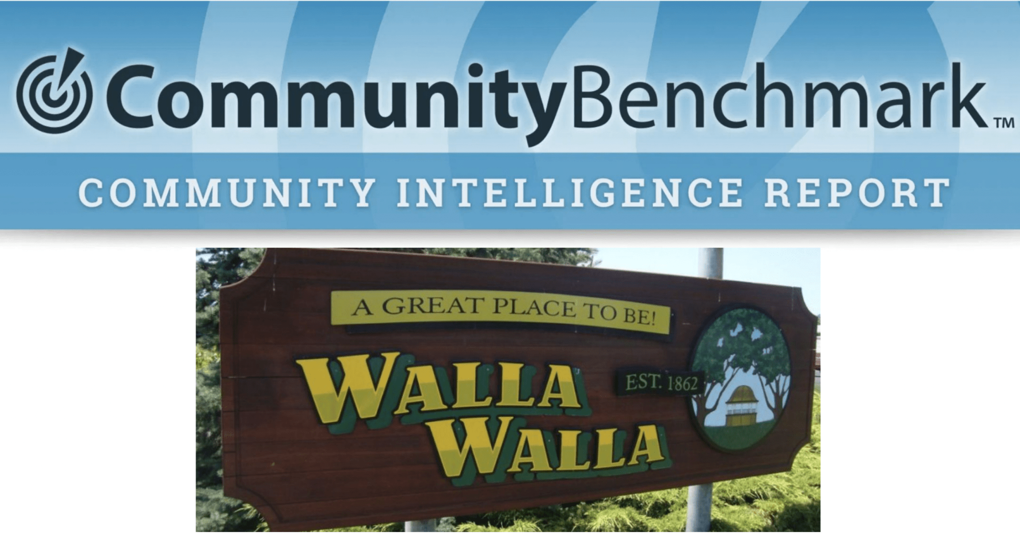Community Intelligence Report for Walla Walla