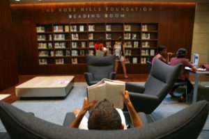 library 300x200 - 5 Campus Activities to Keep You Occupied this Summer