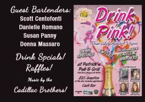 Drink for Pink