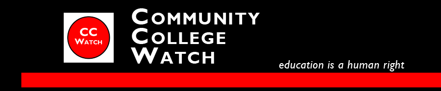 Community College Watch