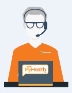 We  re here to answer your questions about myhealth call the patient support line at also login page rh communityconnectsentiahealth