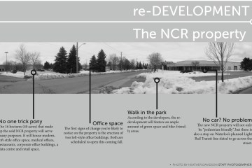 re-DEVELOPMENT: The NCR Property