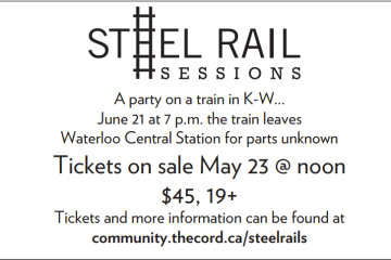 Buy your Steel Rail Sessions 2013 tickets here!