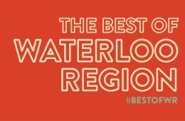 2014 Best of Waterloo Region winners