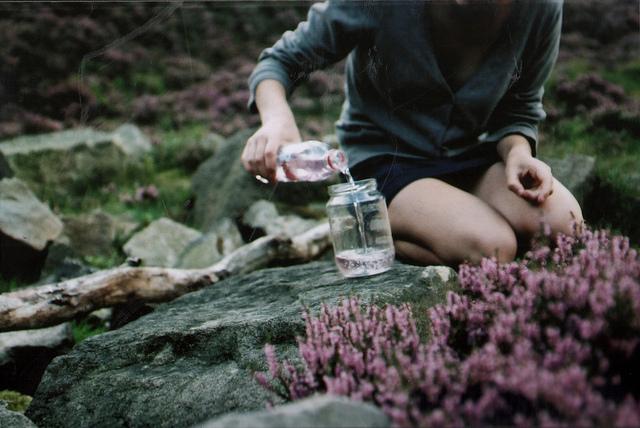 Pure & local: Making mind jars