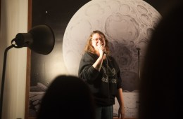 Feminist Comedy at the Princess Cafe