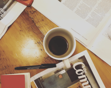 Editor's Note: How Do You Take Your Coffee?