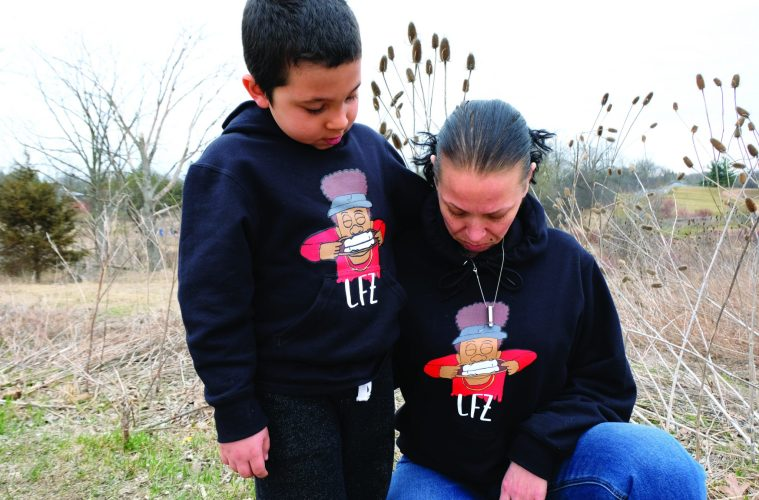 #LoveForZion: Kitchener Mother Advocates for Education About Drug Use