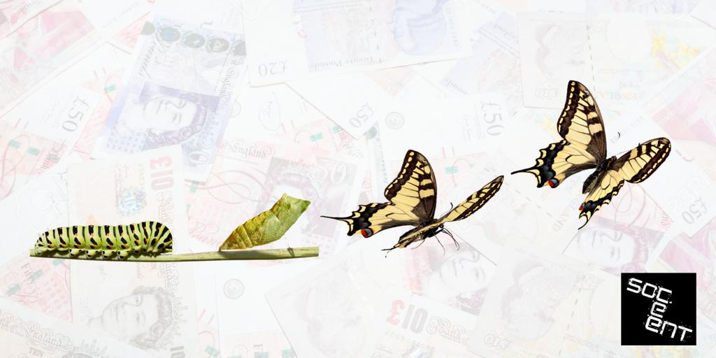 Community Enterprise Engine Transformation Money