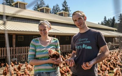 The community that makes up the Cowichan Valley Co-operative Marketplace
