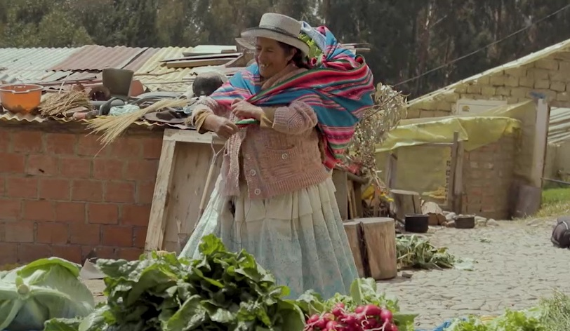 Female farmers association's work during pandemic featured in new video