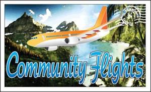 Community Flights