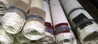 Just arrived  rolls of new, high-quality carpet ...