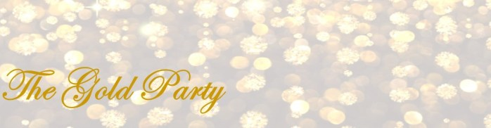 The Gold Party-Web Banner