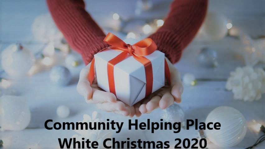 Places For A White Christmas 2020 White Christmas – Community Helping Place