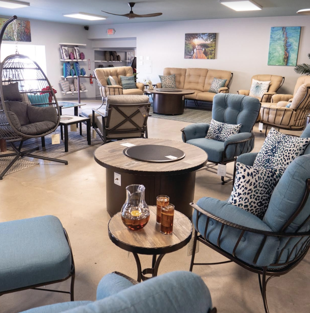 the backyard and patio store opens