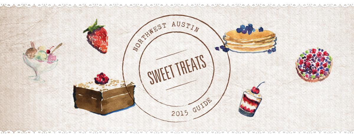 Sweet Treats Guide 2015