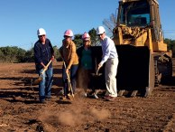 Construction begins on next phase of medical property on Davis Lane