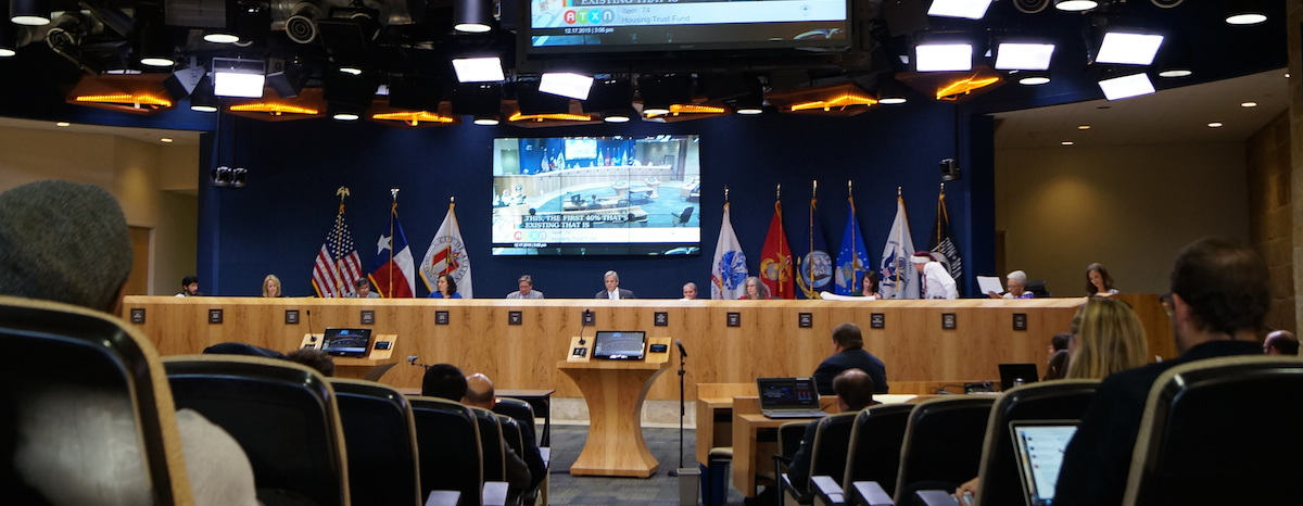 10-1 council report: Governance system taking shape 2 years in