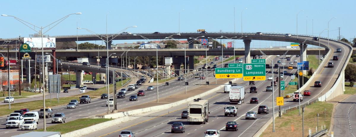 I-35 at US 183
