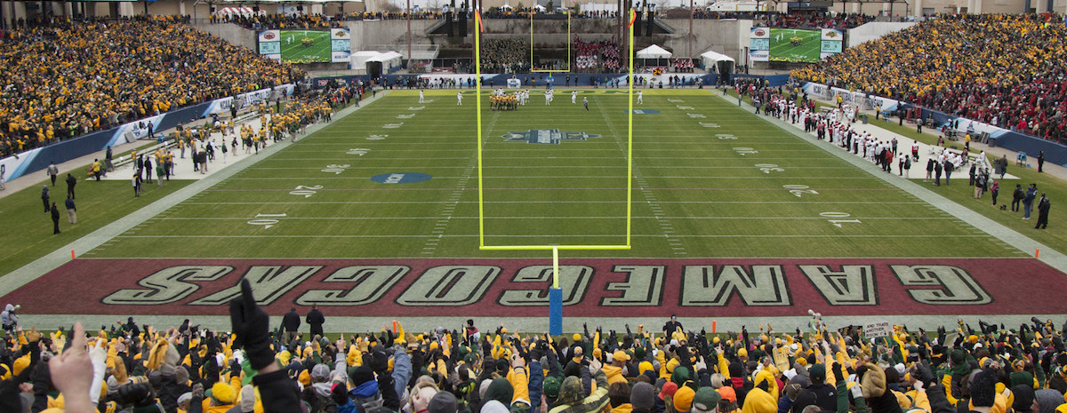 Frisco To Host Fcs Championship Game Through 2020