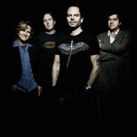 The Gin Blossoms will perform at Park Village's grand opening.