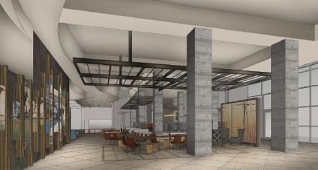 Hilton Austin undergoing renovations