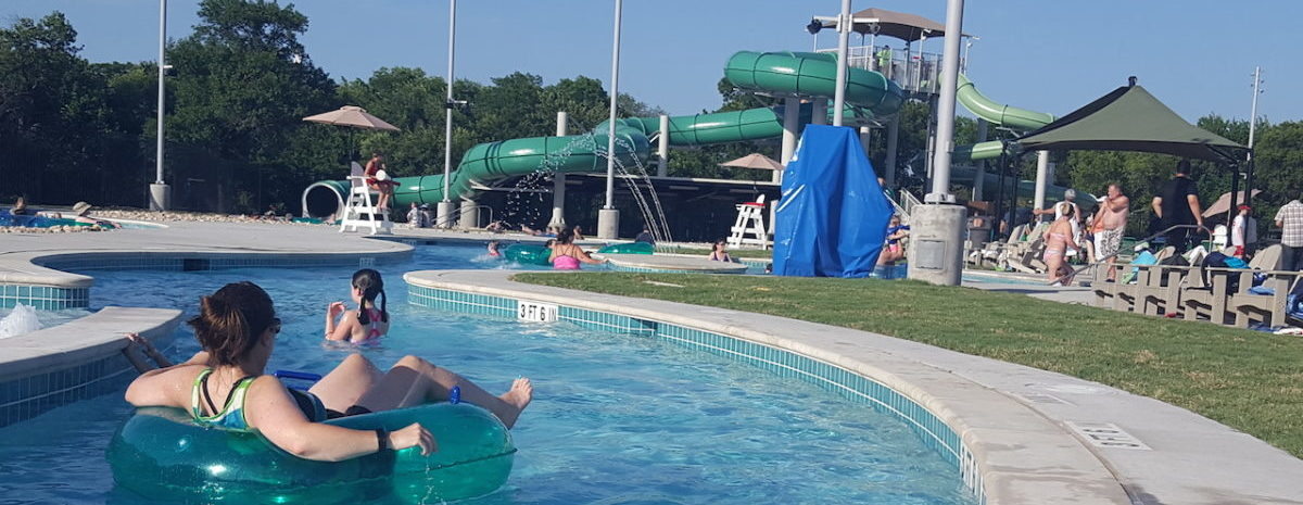 Jack carter park pool welcomes visitors community impact newspaper for City of fort worth public swimming pools