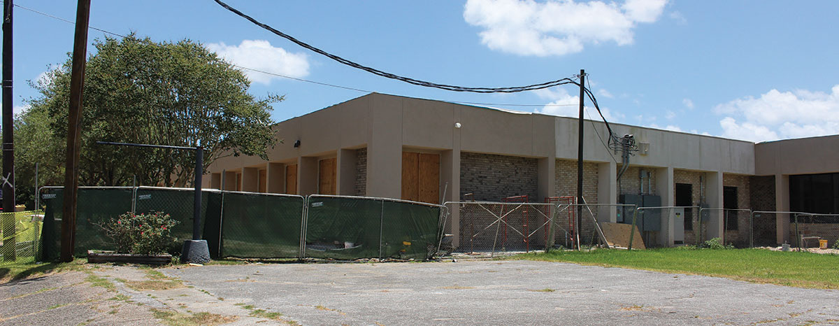 Friendswood library expansion nears completion