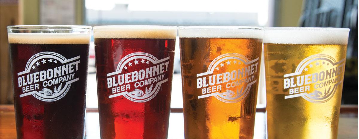 Bluebonnet Beer Co.
