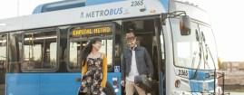 Cap Metro bus