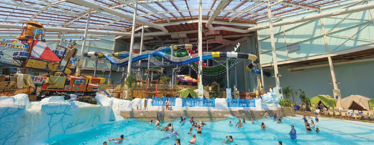 Third water park coming to Grapevine