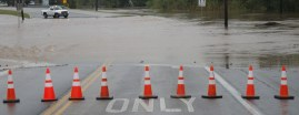 Hays County roads to avoid during today's rain