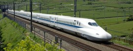 Texas Central's proposed high-speed rail project has been operational in Japan since 1964.