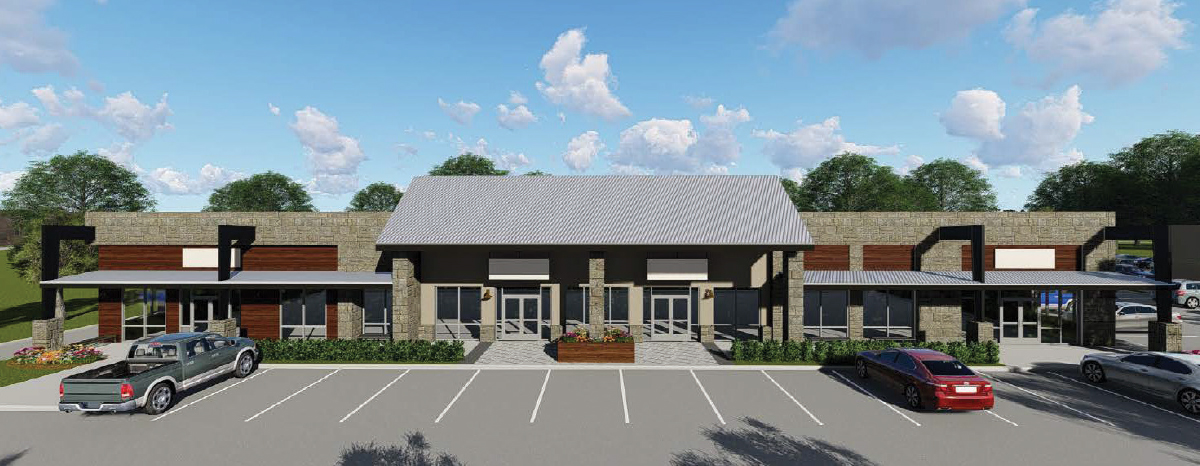 Spicewood commercial development to start construction this November