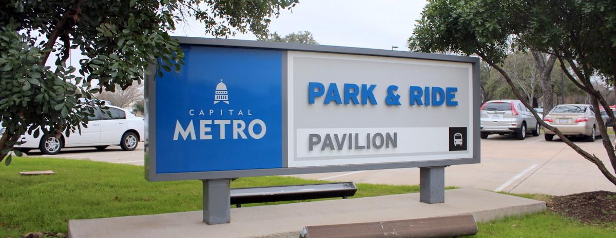 Pavilion Park & Ride