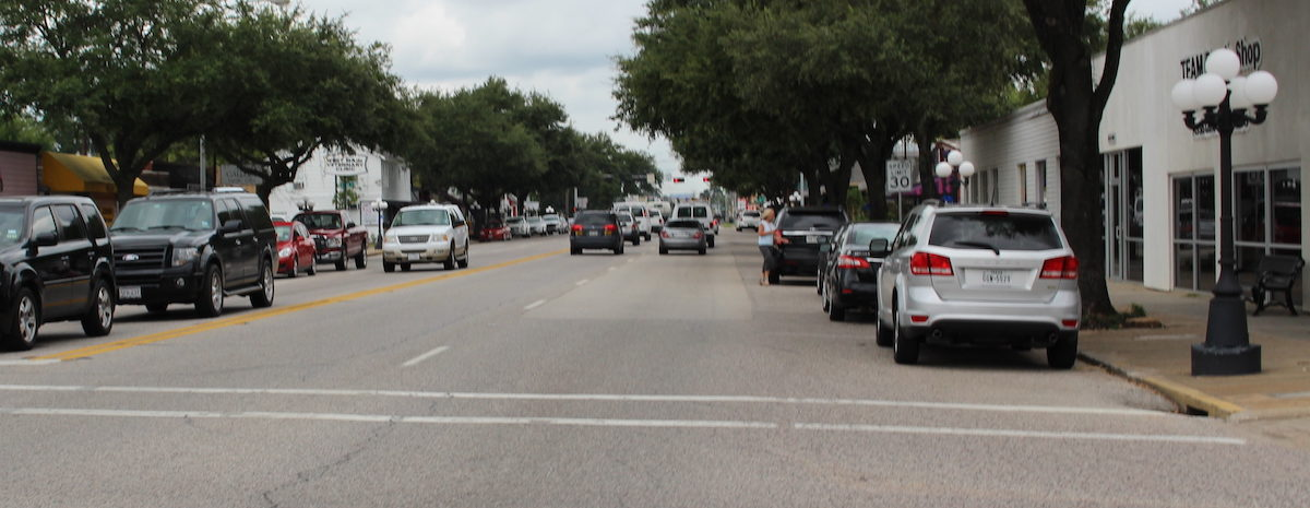 Tomball business owners are looking for alternatives to replace  on-street parking on Main Street.