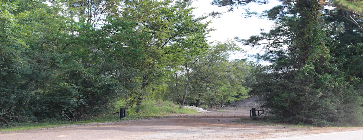 Second access road planned for Burroughs Park