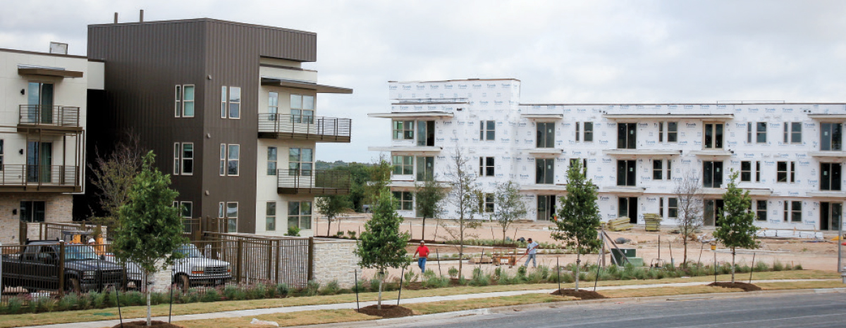 Developers cater to many income levels with new apartment choices