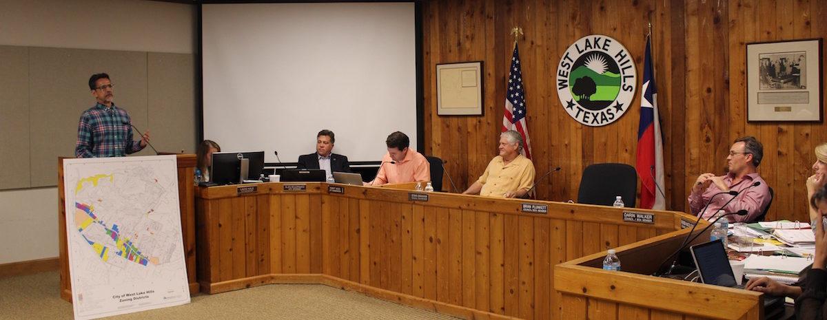 West Lake Hills City Council