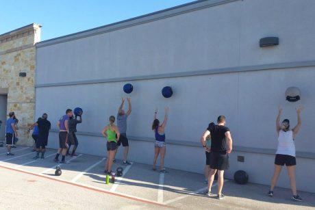 Brodie Park CrossFit