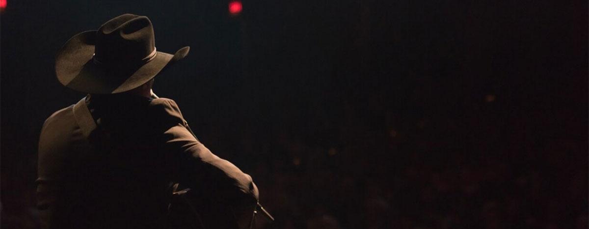 John Michael Montgomery will perform at Dosey Doe Big Barn on Oct. 16.